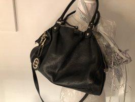 Gucci Bowling Bag black leather
