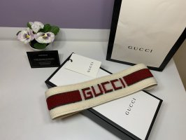 Gucci Headdress white-red