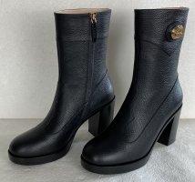 Gucci Austin Boots, Leather, Calf, Nero, 40, Neu, € 1.000,-