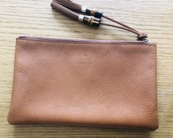 Gucci Bamboo Clutch