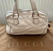 Gucci Bamboo Details Boston Satchel Tasche