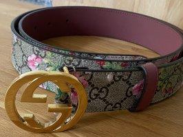 Gucci Blooms Gürtel, Länge 100 cm