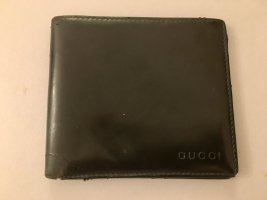 Gucci Portmonetka czarny Skóra