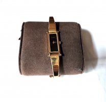 Gucci Analog Watch gold-colored-black