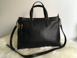 Gucci Accessorio nero-marrone Pelle