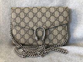 Gucci Crossbody bag multicolored linen
