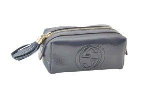 Gucci Enamel Fringe pouch
