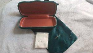 Gucci Clutch grijs-groen-groen
