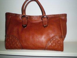 Gucci exklusive riesig Leder Shopper-Reisetasche