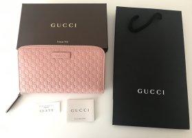 Gucci Portafogli color oro rosa