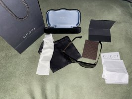 Gucci Handtasche samt Gafas cuadradas multicolor