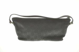 Gucci Pochette noir fibre textile