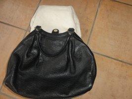 Gucci Guccissima Tasche Leder schwarz