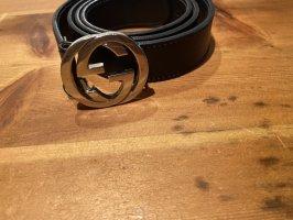 Gucci Boucle de ceinture noir