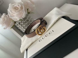 Gucci Gürtel GG blassrosa