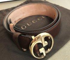 Gucci Lederen riem veelkleurig Leer