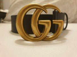Gucci Gürtel mit doppel G-Schnalle