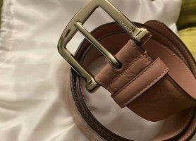 Gucci Leather Belt rose-gold-coloured
