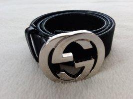 Gucci Fibbia per cinture nero