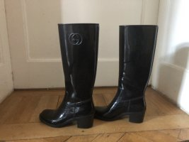 Gucci Wellies black