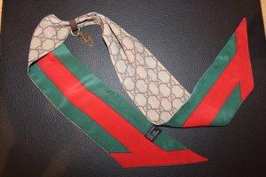 Gucci Foulard multicolore soie