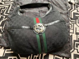 Gucci Handbag black-forest green