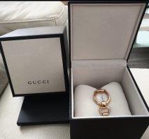 Gucci Horsebit Uhr Rosé