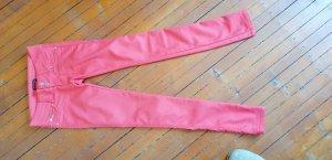 Gucci Low-Rise Trousers orange cotton