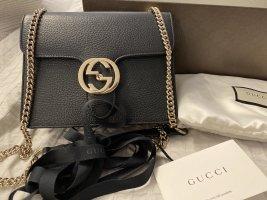 Gucci Borsetta nero-oro