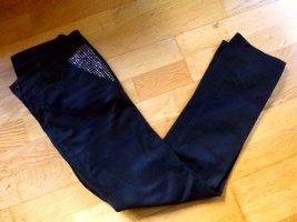 GUCCI Jeans Hose 34 mit Nieten schwarz