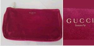 Gucci Kosmetik Tasche Bordo