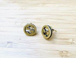 Gucci Zarcillo color bronce-color oro