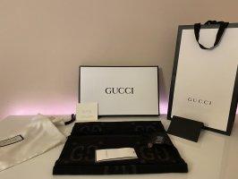 Gucci Fringed Scarf multicolored cotton