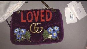 Gucci Marmont Bag Velvet