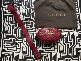 Gucci Bumbag red leather