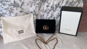 Gucci Marmont Samt Tasche