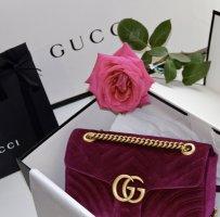 Gucci Borsa a tracolla viola