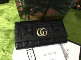 Gucci Portafogli nero-ocra