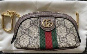 Gucci Etui na klucze Wielokolorowy Skóra