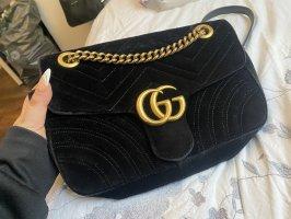 Gucci Samt Tasche