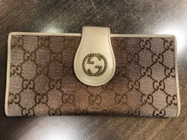 Gucci Scarlett Continental Wallet Geldbeutel Auth Rar Luxus Top Fashion