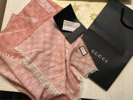 Gucci Neckerchief light pink cotton