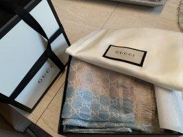 Gucci Fazzoletto da collo multicolore Cotone