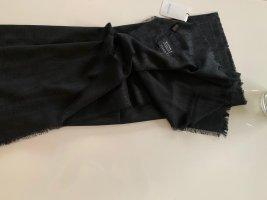Gucci Écharpe en soie noir