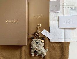 Gucci Portachiavi marrone chiaro-sabbia