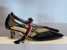 Gucci Mary Jane Pumps black