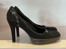 Gucci schwarz Gr 39,5