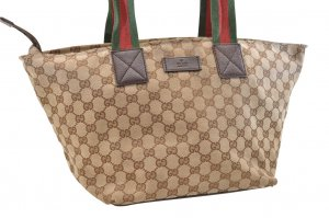 Gucci Sherry Line GG Hand Bag