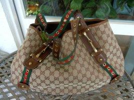 Gucci Comprador multicolor tejido mezclado