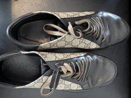 Gucci sneaker gr. 40.5 Leder